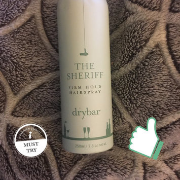 Drybar The Sheriff Firm Hold Hairspray 7.5 oz uploaded by Virginia P.