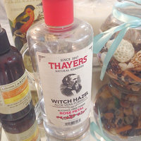 Thayers Alcohol-Free Rose Petal Witch Hazel Toner uploaded by Meghan P.