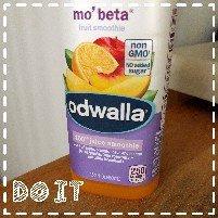 Odwalla Smoothie Mo' Beta uploaded by Smrithi A.