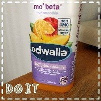 Odwalla Smoothie Mo' Beta uploaded by Smrithi A.