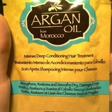 Hask Argan Oil Intense Deep Conditioning Hair Treatment uploaded by noor e.