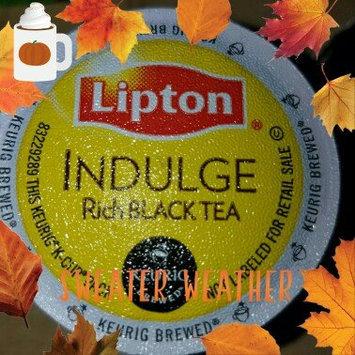 Photo of Lipton K-Cups, Indulge Black Tea, 24 ea uploaded by Jessica G.
