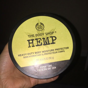 Photo of The Body Shop Hemp Body Butter uploaded by Melanie E.