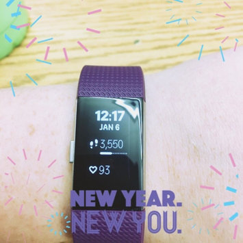 Photo of Fitbit Charge 2 Heart Rate and Fitness Wristband uploaded by Krista H.