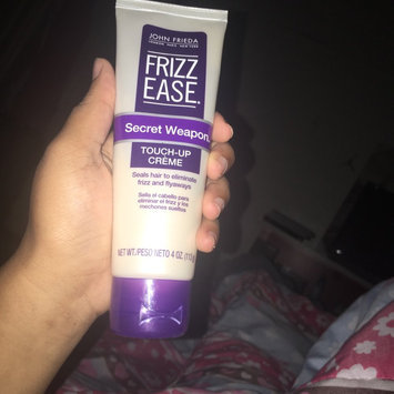 Photo of John Frieda® Frizz-Ease Secret Weapon® Finishing Crème uploaded by Patricia C.