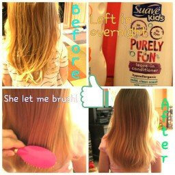 Suave Kids® Purely Fun Leave-in Conditioner uploaded by Kelly M.