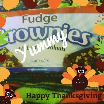 Little Debbie English Walnuts Fudge Brownies - 12 CT uploaded by Melissa T.