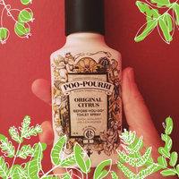 Poo Pourri Poo-Pourri Original Citrus Before-You-Go Toilet Spray 4 Ounce uploaded by Buffie B.