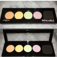 L'Oréal Paris Infallible® Total Cover Color Correcting Kit uploaded by Jennifer L.