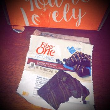 Photo of Fiber One 90 Calorie Chocolate Fudge Brownie uploaded by Katrina D.