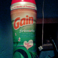 Gain Fireworks In-Wash Scent Booster - Sweet Sizzle (13.2 oz) uploaded by Kristin P.