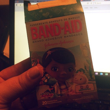 Photo of 20ct Doc McStuffins Band-Aid uploaded by Heather L.