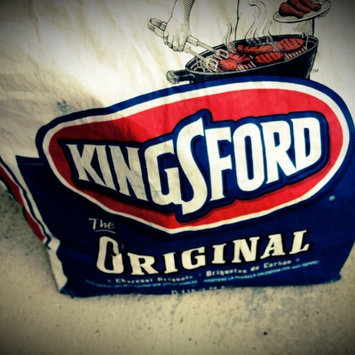Photo of Kingsford Charcoal Briquettes Original (31182) uploaded by Heather B.