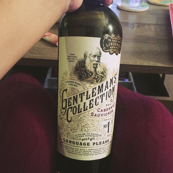 Gentleman's Collection Cabernet Sauvignon Wine 750mL Bottle uploaded by Dana C.