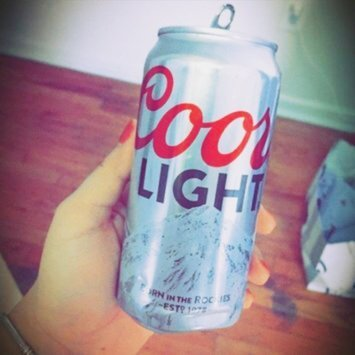 Coors Light  uploaded by Amber M.