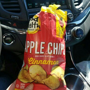 Good Health Natural Foods Crispy Cinnamon Apple Chips uploaded by Crissy S.