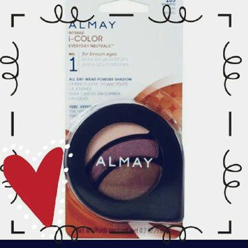 Photo of Almay Intense I-Color Everyday Neutrals Eye Shadow uploaded by Taís C.