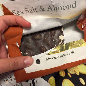 Chocolove Almonds & Sea Salt in Dark Chocolate uploaded by Elizabeth M.