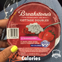 Breakstone 100 Calorie Cottage Doubles Strawberry Uploaded By Latasha P