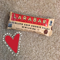 Larabar Chocolate Chip Cookie Dough Fruit & Nut Food Bar uploaded by Lena L.