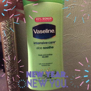 Vaseline® Intensive Care™ Aloe Soothe Lotion uploaded by Tiffany