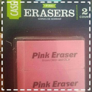 Photo of Generic Pink Erasers, 2pk uploaded by Elaina R.