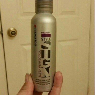 Goldwell Stylesign Sleek Perfection Thermal Spray Serum (100ml) uploaded by Charis K.