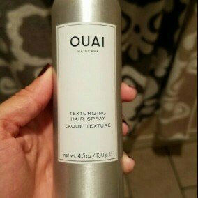 Photo of Ouai Texturizing Hair Spray 4.5 oz uploaded by Alcahali S.