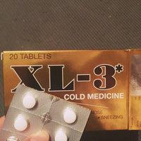 Xl-3 Cold Medicine 20 Tablets uploaded by Violeta Q.