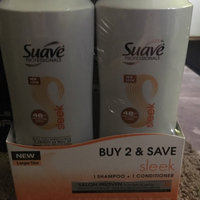 Suave® Professionals Sleek Shampoo & Conditioner 2-28 fl. oz. Squeeze Bottles uploaded by Angela H.