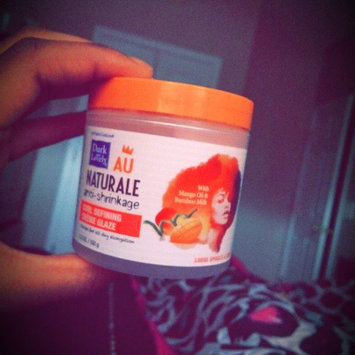 Photo of Dark and Lovely AU Naturale Anti-Shrinkage Curl Defining Creme Glaze uploaded by Mickeal R.
