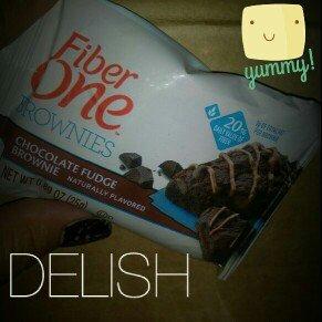 Photo of Fiber One 90 Calorie Chocolate Fudge Brownie uploaded by Juana P.