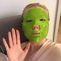 100% Pure Green Tea Water Bomb Mask uploaded by kate m.