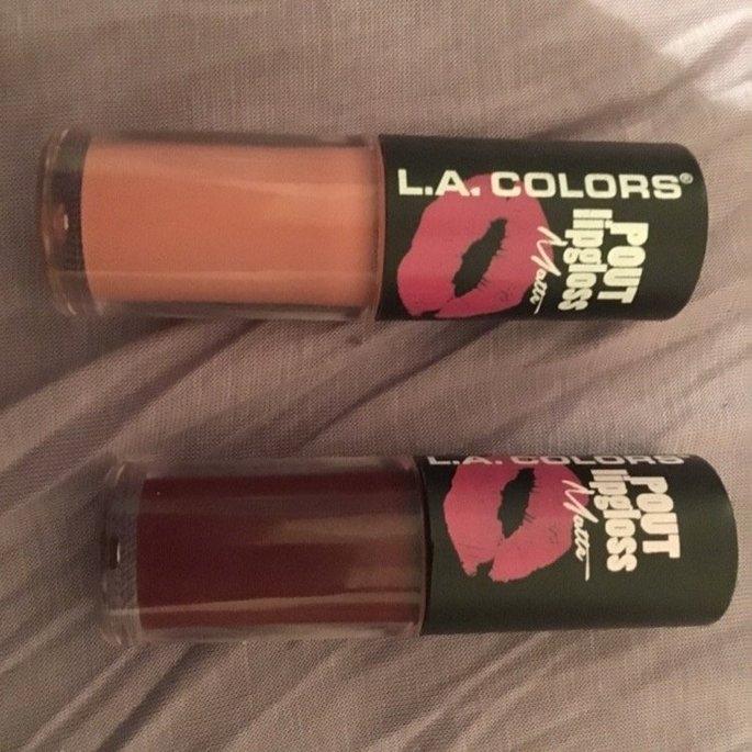 L.A. Colors Pout Lipgloss Matte uploaded by Kortney G.