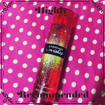 Photo of Bath & Body Works Signature Collection A THOUSAND WISHES Fine Fragrance Mist uploaded by Astrid D.