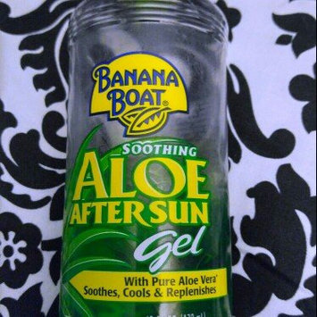 Banana Boat Soothing Aloe After Sun Gel uploaded by Tami L.