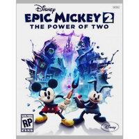 Activision Disney Epic Mickey 2: The Power of Two (Wii) - Pre-Owned uploaded by C G.