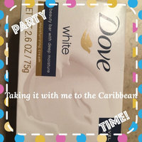 Dove White Beauty Bar 75 gram, 1 Bar uploaded by Vishra P.