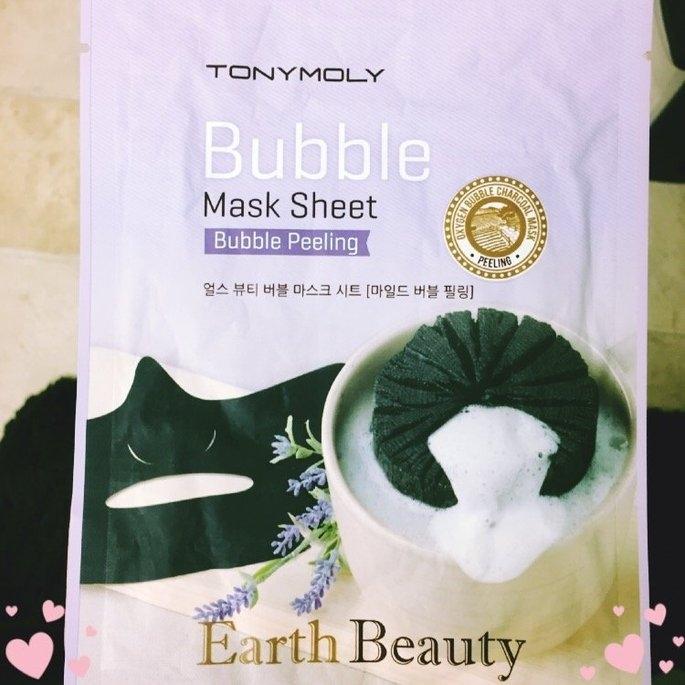 Tony Moly Bubble Mask Sheet uploaded by Sara S.