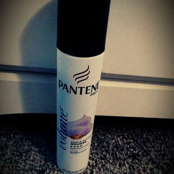 Photo of Pantene Pro-V Fine Hair Style Volume Triple Action Hair Mousse, 6.6 oz uploaded by member-c31212a91