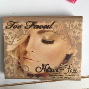 Photo of Too Faced Natural Face Natural Radiance Face Palette uploaded by Nikole T.