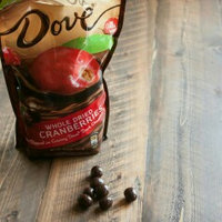 Dove Chocolate Real Cranberries Dipped In Silky Smooth Dove Dark Chocolate Stand Up Pouch uploaded by KaShiea M.