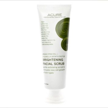 Photo of Acure Organics Brightening Facial Scrub uploaded by Naomi T.