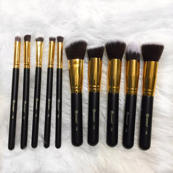 Photo of Sculpt and Blend - 10 Piece Brush Set uploaded by Natalia K.