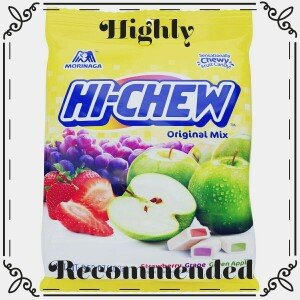 Photo of Morinaga Hi-Chew Assorted Flavors Fruit Chews, 3.53 oz (Pack of 6) uploaded by KAlon B.