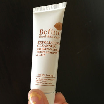 Photo of Befine Exfoliating Cleanser with Almond & Brown Sugar & Oats uploaded by Abigail G.