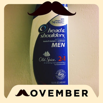 Photo of Head & Shoulders Old Spice 2-in-1 Anti-Dandruff Shampoo + Conditioner uploaded by Carelis G.