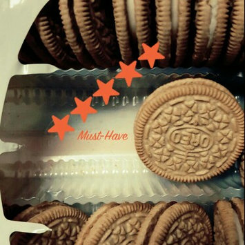 Nabisco Golden Oreo Sandwich Cookies uploaded by Brooke T.
