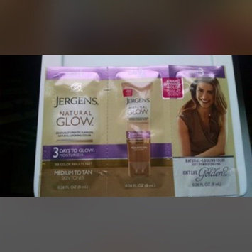 Jergens Natural Glow 3 Days to Glow Moisturizer uploaded by haley i.