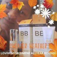 Lumene Bright Now Vitamin C BB Serum uploaded by Kim S.